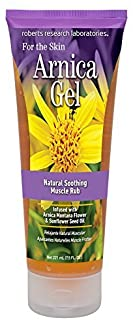 Robert Research Laboratories Arnica Gel, 7.5 Fluid Ounce
