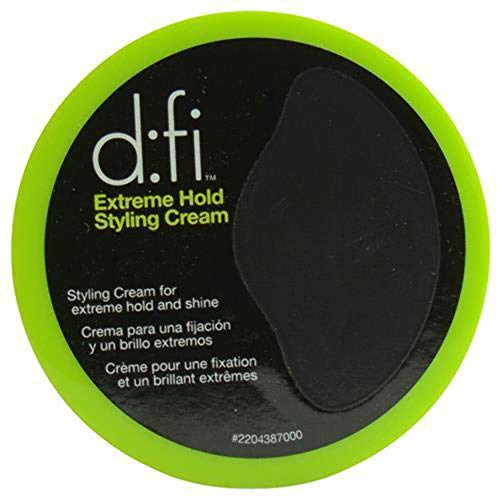 Revlon D:FI Extreme Styling Cream 75 g Extrem Hold Haarcreme Glanz Halt D: TOP