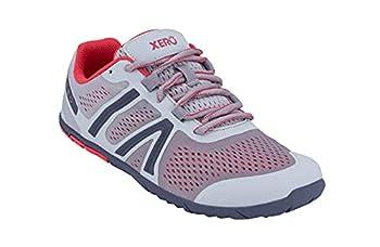 Xero Shoes Women s HFS Running Shoes - Zero Drop Lightweight & Barefoot Feel Silver Blush 8