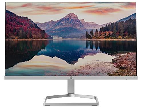 """HP M22f – Monitor de 22"""" Full HD (1920 x 1080, 75Hz, 5ms, IPS LED, 16:9, ADM FreeSync, HDMI, VGA, Antirreflejo, Eye Ease, Inclinación Ajustable, Pasacables) Negro"""