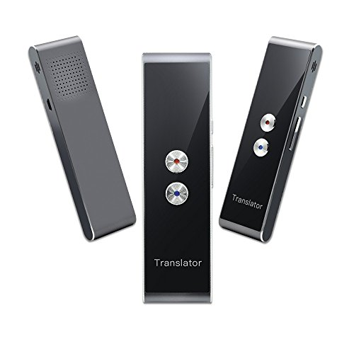 Yikoo Smart Wireless Portable Translator Real Time Instant Voice Translation Support 34 Languages