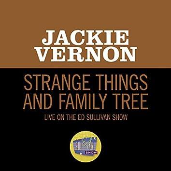 Strange Things And Family Tree (Live On The Ed Sullivan Show, January 30, 1966)