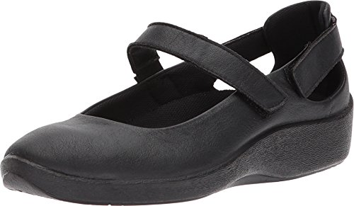 Arcopedico Women's L51 Black Shoe 10.5-11 M US