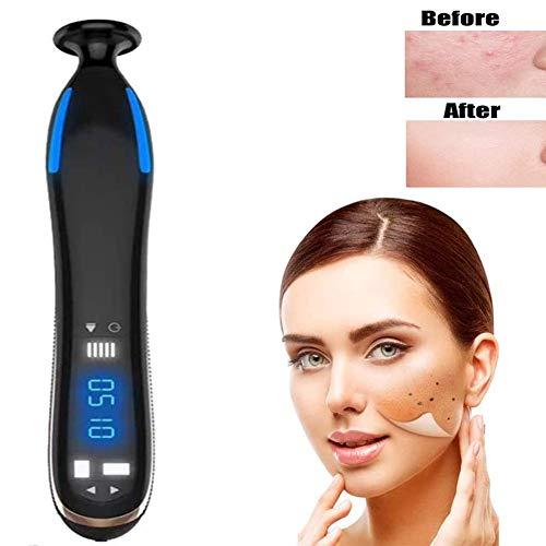 NSWD ABS Plasma Pen avec 5 Niveaux Cicatrice Acné Place Suppression Anti-Rides Thérapie de Vieillissement 110-240V Soin de la Peau Beauté Dispositif
