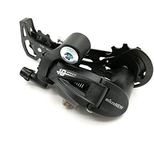 Deragliatore per bicicletta 7-8-9-10-11 Speed MTB Mountain Bike Deragliatori posteriori 24/27/30/33 Speed Bike Microshift Taiwan completo (colore : 10 velocità)