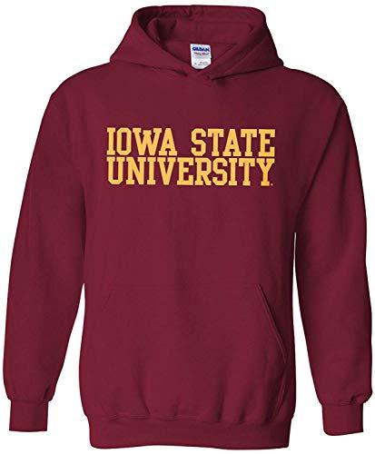 Fashion Hoodie NCAA Offiziell Lizenziertes College University Team Color Basic Sweatshirt