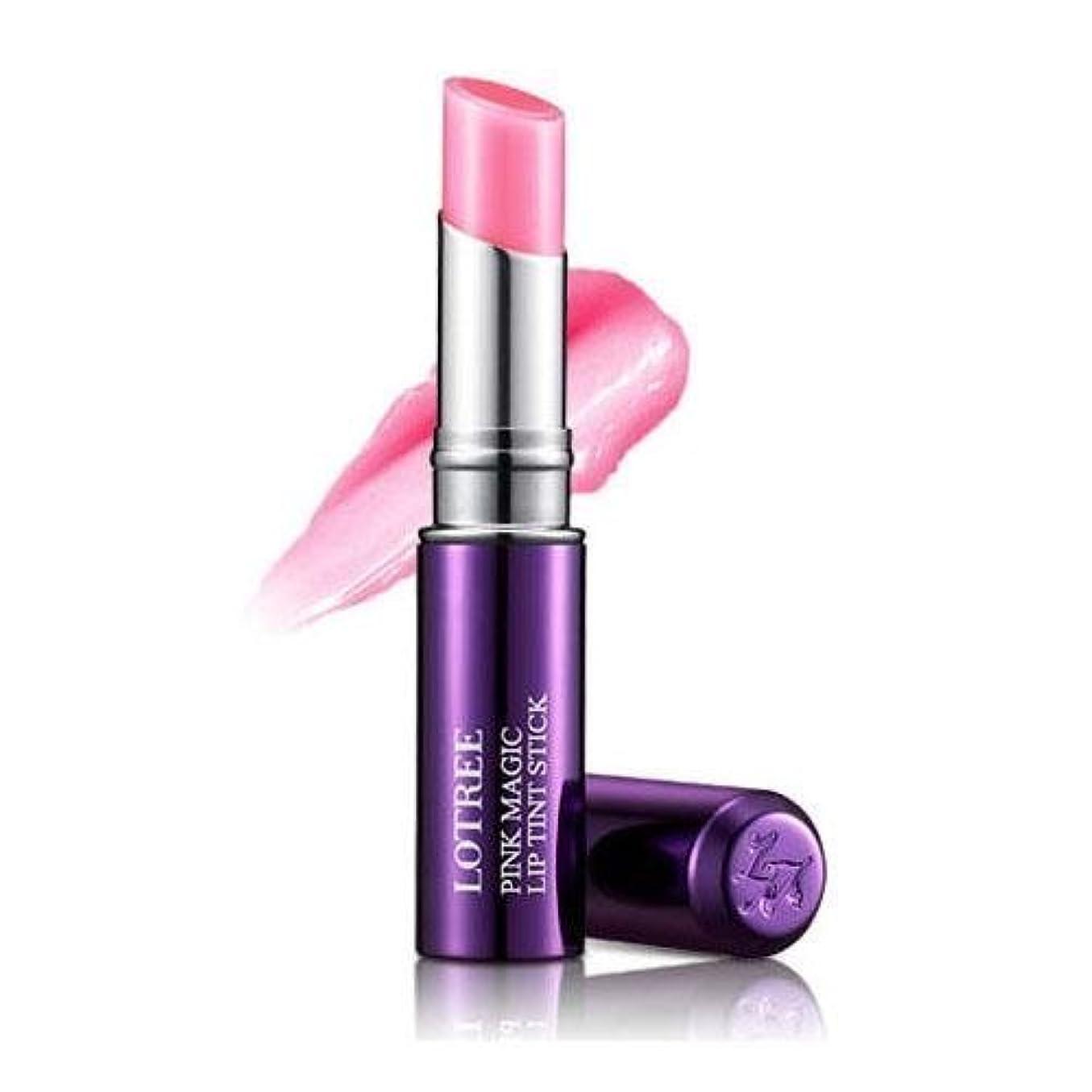 構想する自動神のLOTREE Pink Magic Lip Tint Stick [Korean Import]
