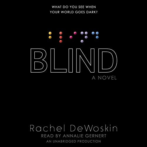 Blind audiobook cover art