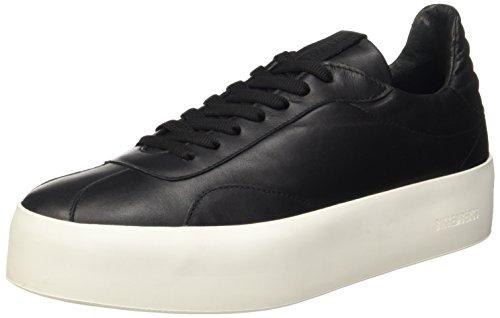 Bikkembergs Pow-ER 744 Shoe M Leather, Scarpe Low-Top Uomo