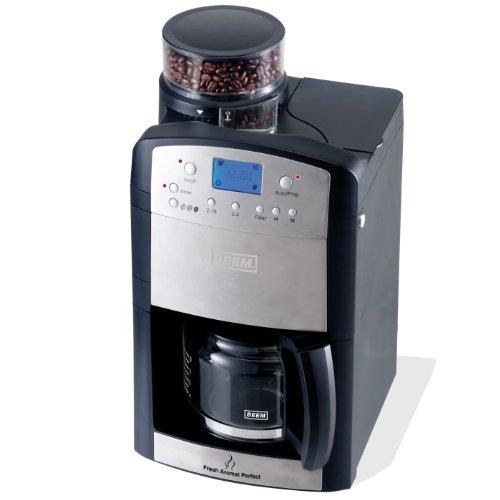 BEEM  D2000.604 Fresh-Aroma-Perfect, Kaffeemaschine mit Mahlwerk