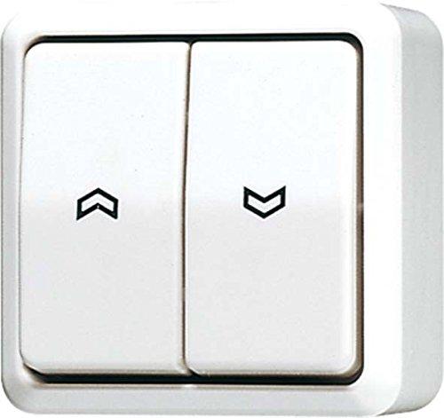 Jung 609VA Jalousie-Wippschalter Schalter, 1-polig