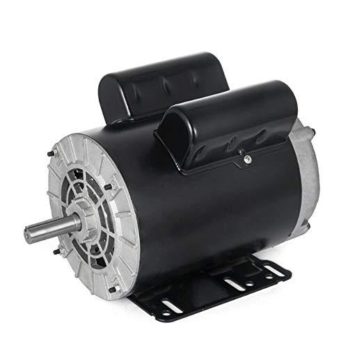 3HP Compressor Duty Electric Motor 3450RPM 56 Frame Single Phase 5/8' Shaft Diameter 230V Air Compressor Electric Motor
