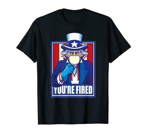 Donald Trump se despidió la noche de elecciones presidenciales 2020 Camiseta
