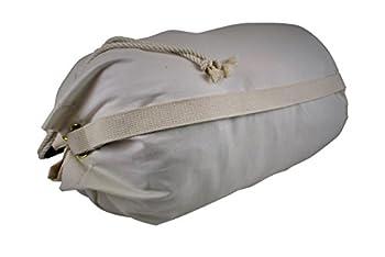 Canvas Duffle Bag - Extra Heavy Duty 28  x 14