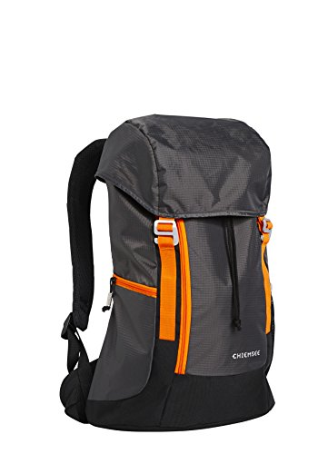 Chiemsee Bags Collection Rucksack, 52 cm, 19-4104 Ebony