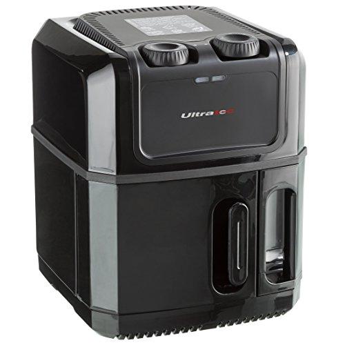 Ultratec 331400000105 Smart Fryer Friggitrice ad Aria Calda, 1500 W