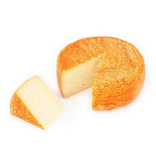 Ganzer Käselaib 800 gr - PECORINO TOSCANO DOP aus CASENTINO - ROSSELLINO - 2 MONATE gereift - Käse aus BERGSCHAFMILCH - Direkt aus Italien