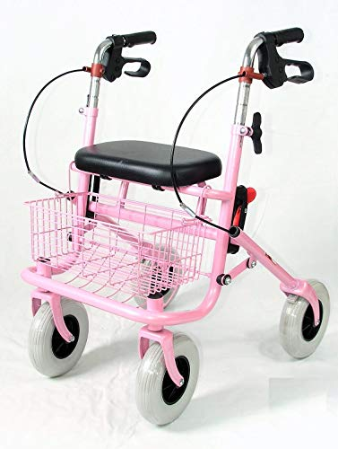 Rollator Basic Provo Extra Small Roze