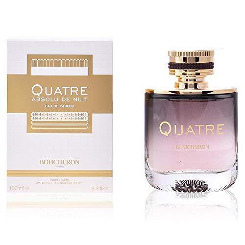 """Boucheron Eau de Parfum """"Quatre Absolu de Nuit"""" - 100 ml"""