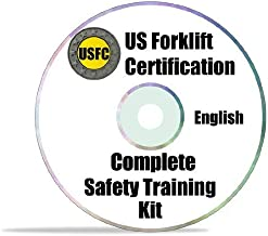 #1 Forklift Certification Kit - Everything You Need to Certify an Unlimited Number of Operators - Get The Train-The-Traine...