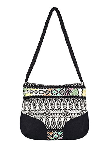 ROXY Feeling This Way - Handbag - Handtasche - Frauen - ONE SIZE - Schwarz