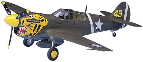 Academy P-40E Warhawk Model Kit