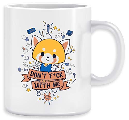Don't Fck With Me Kaffeebecher Becher Tassen Ceramic Mug Cup