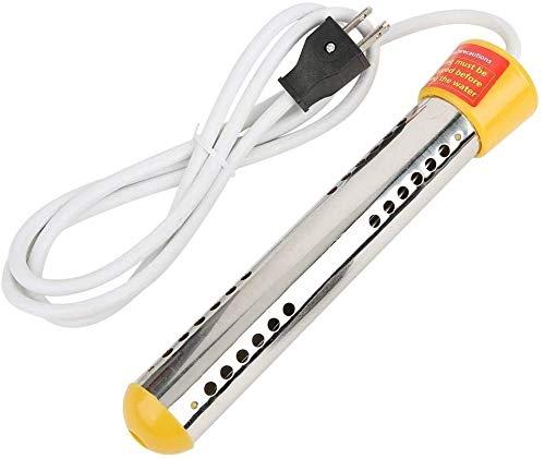 BJYX Immersions-Warmwasserbereiter, 2000W Elektrische Schwimmende Tauchheizung Aus Edelstahl Kessel Tauchschaufelheizung, Schnelle Erwärmung, Für Pool Badewanne Haushalt
