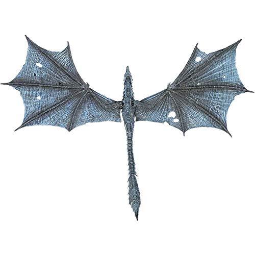 Juego de Tronos Viserion hielo figura de acción del dragón 7,5 pulgadas de PVC Figma regalo creativo