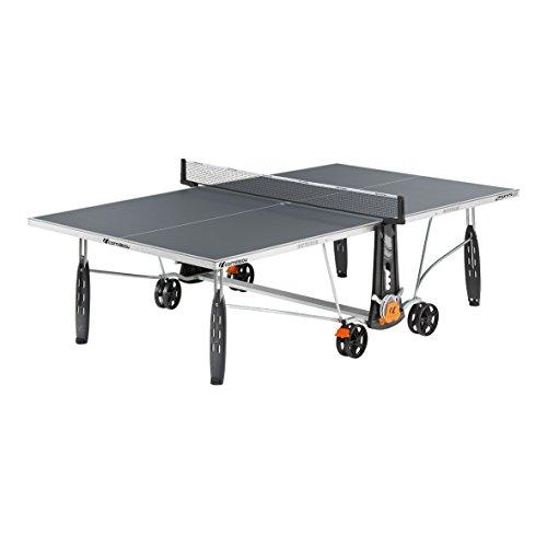 Tavolo da ping pong 250S Crossover, da esterno, grigio