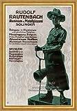 Kunstdruck Rudolf Rautenbach Solingen Rohguss Plakat