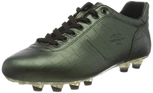 Pantofola D'ORO Herren IMPULSO Fussballschuh, grün, 42 EU
