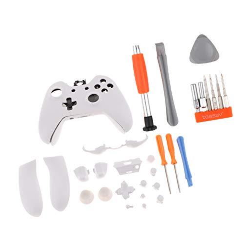 Ronyme para O Conjunto de Botões Do Controlador Microsoft Xbox One Elite, Estojo E Ferramenta para Vários Dispositivos