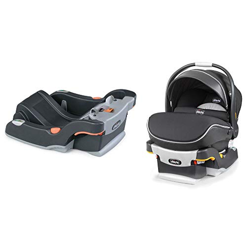 Review Of Chicco KeyFit 30 Zip Air Rear Facing Infant Car Seat & Car Seat Base, Anthracite