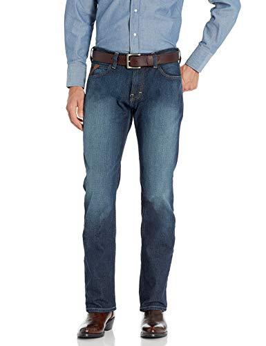 ARIAT Herren M7 Stretch Rocker Straight Leg Jeans, Legacy Fremont, 38W / 36L