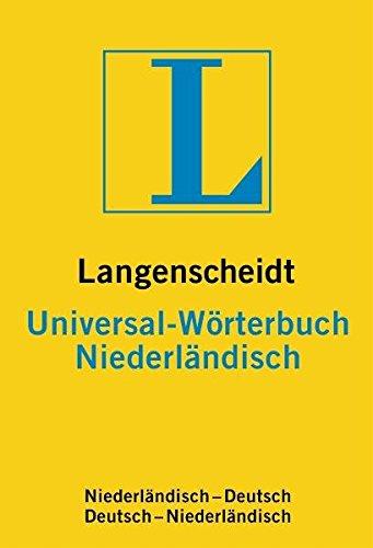 Langenscheidt Universal-Wörterbuch Niederländisch