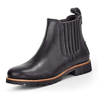 Panama Jack Brigitte Igloo Travelling Chelsea-Boots, Schwarz