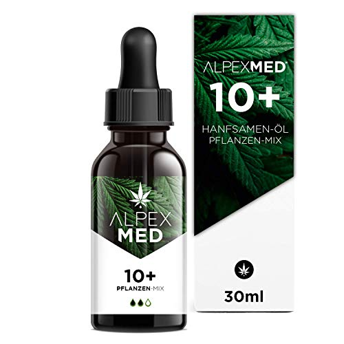 ALPEX-MED 10+ | 30 ml Tropfen |...