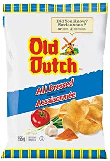 Old Dutch All Dressed Potato Chips {Imported from Canada.}