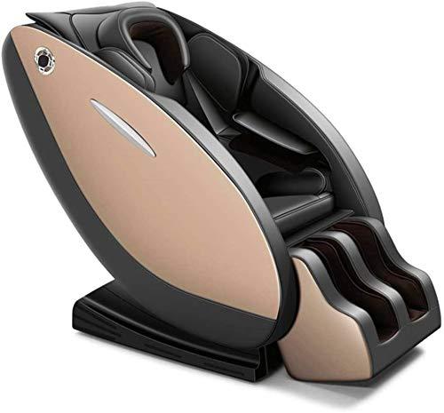 CLOTHES 3D Massagesessel, Massage-Stuhl Multifunktions-Zero Gravity Startseite Sofa, Stuhl Geschenk für Hause und Büro