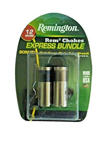 Remington Rem Chokes Express Bundle 12g Gauge Billet Ramac 19793 with Wrench