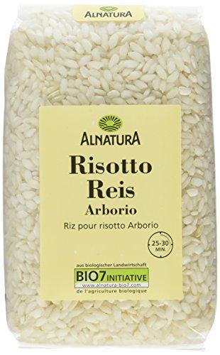 Alnatura Bio Risottoreis Arborio, 6er Pack (6 x 500 g)