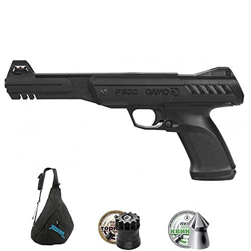 Pistola de balines P900 (Muelle) | Pistola de Aire comprimido y perdigones (pellets) de Carga Manual Calibre 4,5mm para Disparo de precisión (no Necesita CO2)