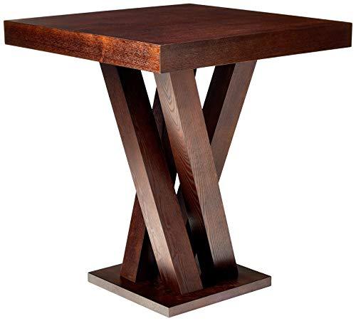 Sunpan Modern Madero bar Table, Espresso