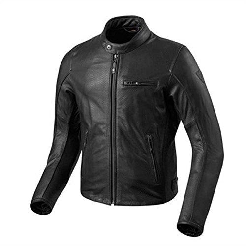 Revit Jacke Flatbush Air Vintage, Farbe schwarz, Größe 54