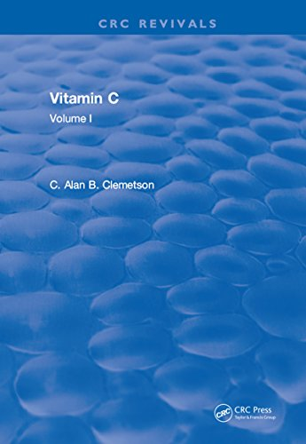 Vitamin C: Volume I (English Edition)