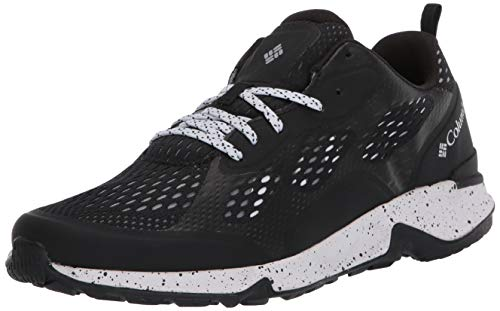 Columbia Women's Vitesse Hiking Shoe, Black/Pure Silver, 8