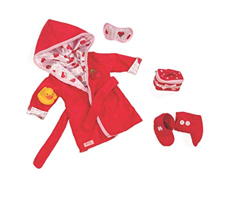 Our Generation 44323 - Outfit Deluxe - Bademantel Relax
