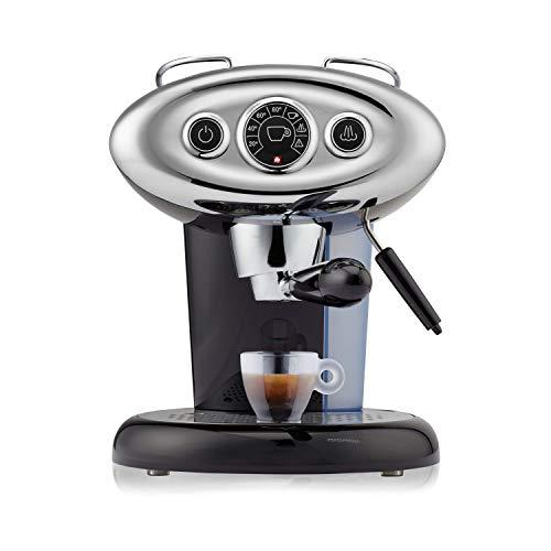 illy Kaffee, Kaffemaschine für Iperespresso Kapseln X7.1 Schwarz