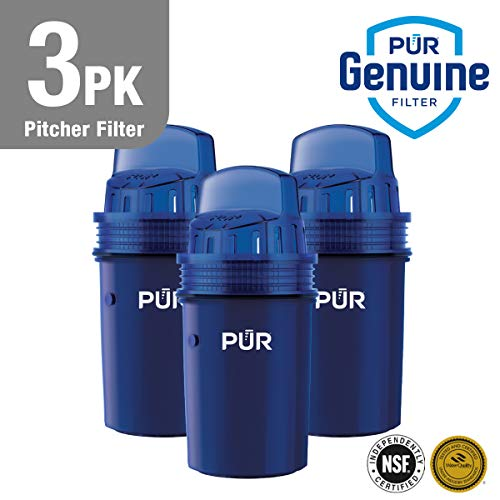 PUR Filters, Pack of 3, Blue